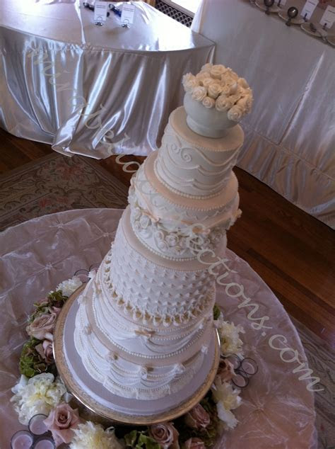 Our Cake of the year with the topper at the Felt Mansion