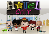 Hotel City on Facebook
