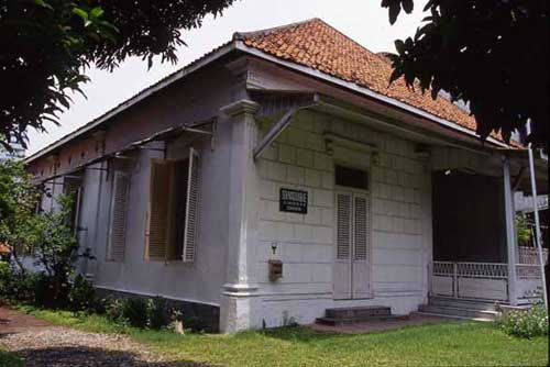 Synagogues of Indonesia
