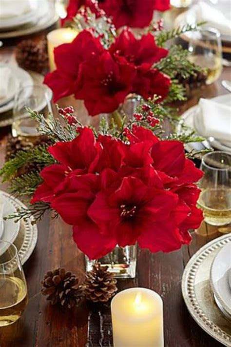 Inspiring Christmas Table Decoration Ideas   family