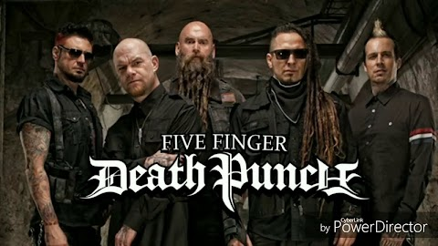 5 Finger Death Punch House Of The Rising Sun Lyrics