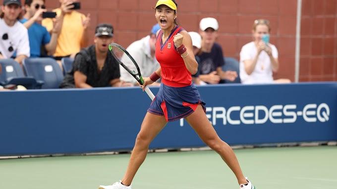 150-я ракетка мира, 18-летняя Эмма Радукану выиграла US Open