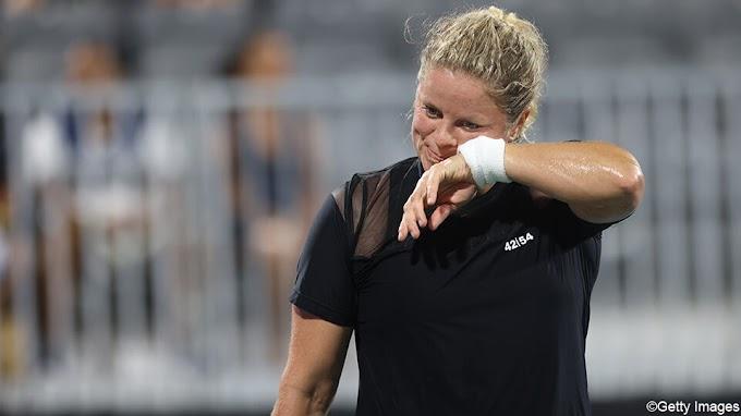 """Kim Clijsters opent """"nieuwe"""" comeback in Chicago tegen Hsieh Su-Wei"""