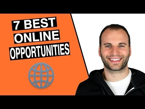 7 Best Online Business Opportunities 2017 To Make Money From Home