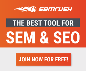 SEMrush Pricing : SEMrush FREE Trial for 30 Days