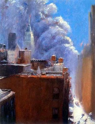 David FeBland's Studio View on Sept 11