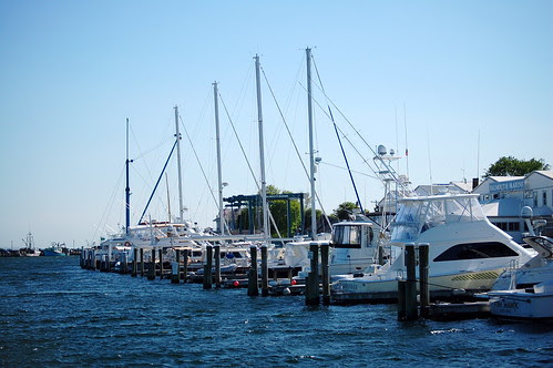 Falmouth Harbor, Cape Cod