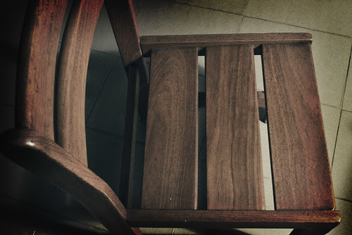 0804. Old chair.