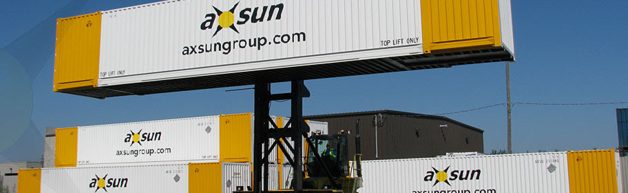 Axsun | Drayage, container transport Canada, freight ...
