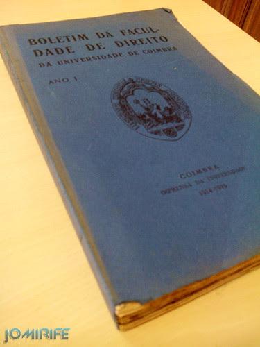 Primeiro Boletim da FDUC de 1914