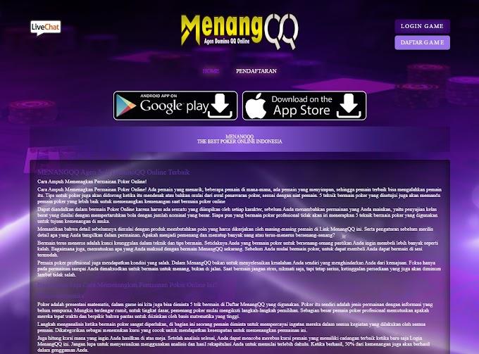 Game Online Domino Qq di MENANGQQ - Apakah Ukuran Pentingnya?