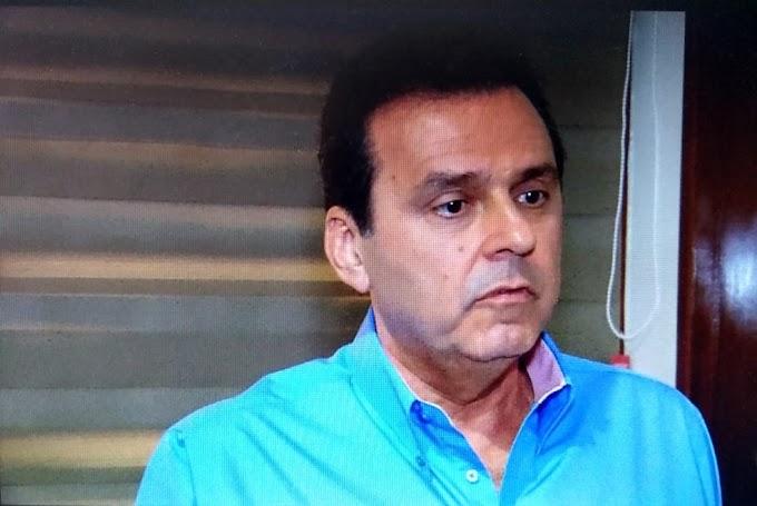 Carlos Eduardo (PDT) promete combater violência com 'firmeza'