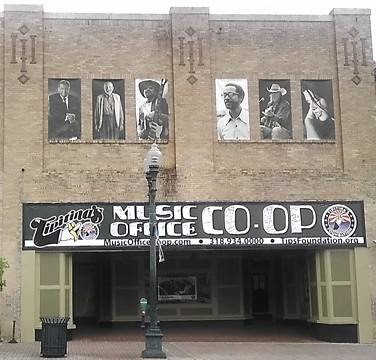Tipitina's Co-op Shreveport, 700 Texas St by trudeau