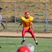 Jack at free safety on defense against Rio Americano