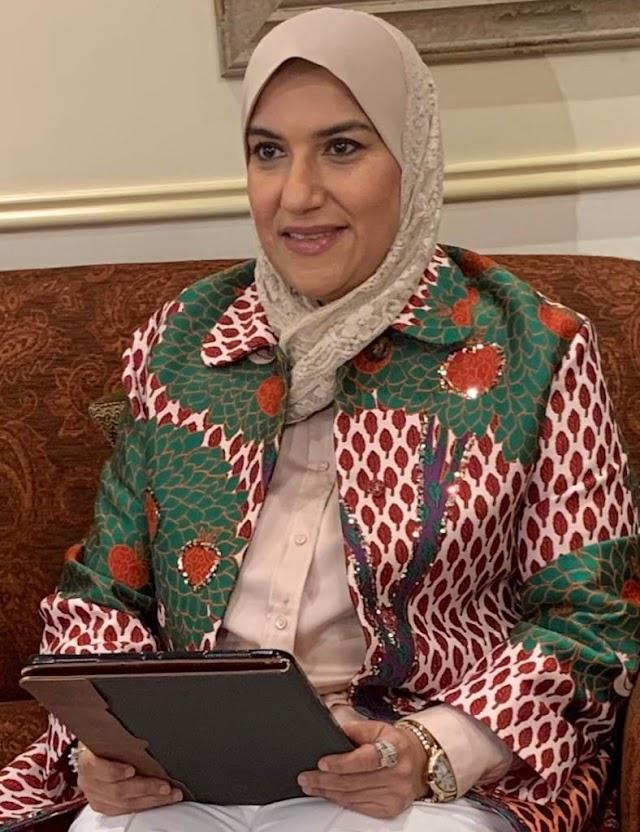 د. هنادي المباركي في المؤتمر الخليجي الأول: سنعقد المؤتمر الافتراضي العالمي سنويا لدعم بيئة الابتكار وريادة الاعمال