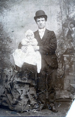 James CRAIG with his daughter Jane by midgefrazel