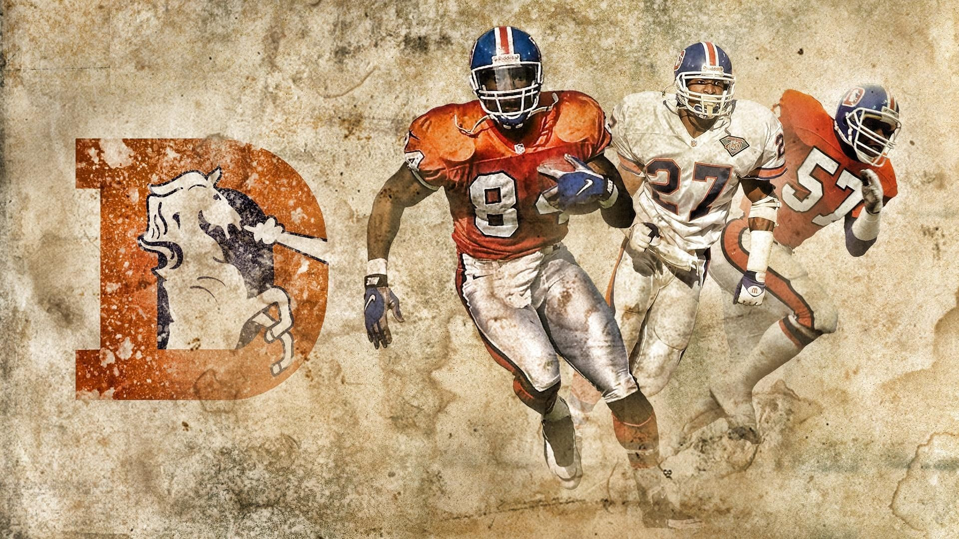 Denver Broncos Mac Backgrounds   2019 NFL Football Wallpapers