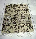 Placemat Mendong Batik AG