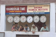 Time and Tide Wait For No Man by firoze shakir photographerno1