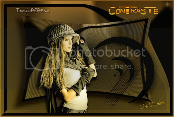Marilene-Contraste by Alicia Rodrigo