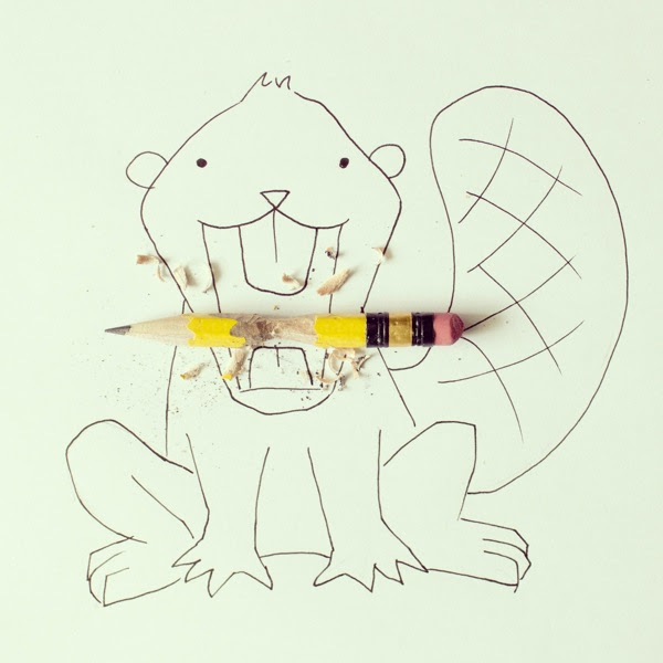 doodles with everyday objects javier perez (13)