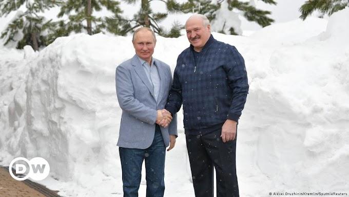Встреча в Сочи: что на самом деле решали Путин и Лукашенко