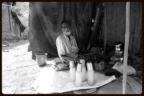 The Toddy Seller Of Haji Malang ,,, by firoze shakir photographerno1