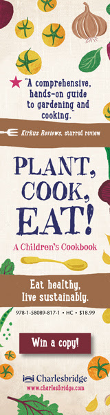 Win a Copy of Plant, Cook, Eat!