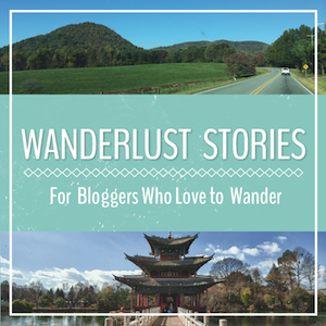 Wanderlust Stories Group Pinterest Board