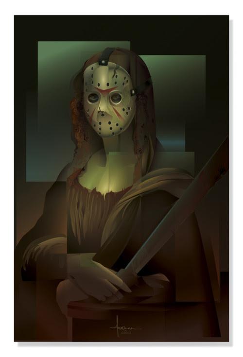 3 Fates of Mona - Jason Voorhees