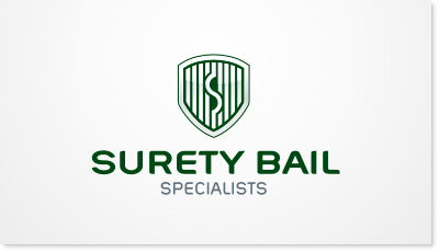 General Agency for a Bail Bond Company that provide security to a third party on someone elses behalf logo design