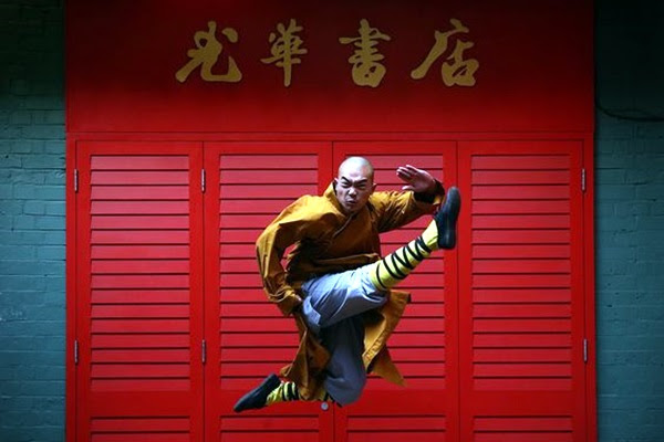 Shaolin monk Martial Art Demonstrations (34)