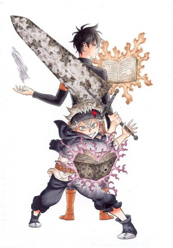Anime Black Clover Wallpaper iPhone - 3D iPhone Wallpaper