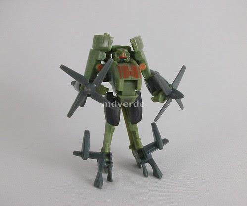Transformers Springer RotF Legends - modo robot