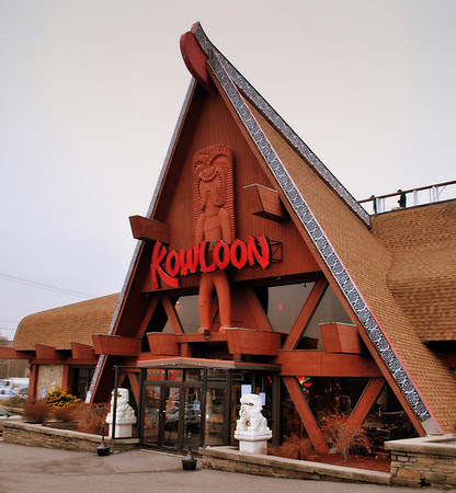 Exterior of Kowloon in Saugus, MA