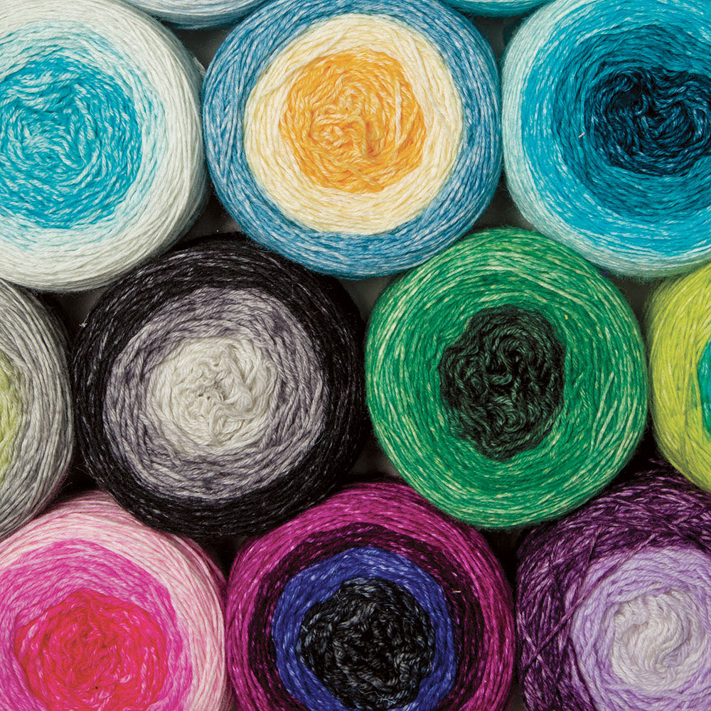 Stroll Gradient Yarn