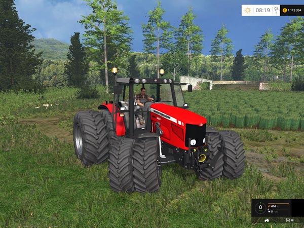 Massey Ferguson  0 Farming Simulator 2015 Mods