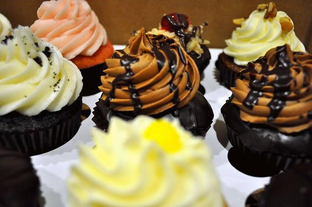 Chiffono's Cupcakes