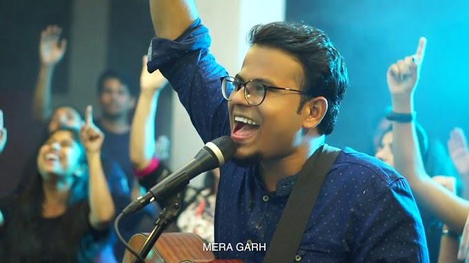 Woh Meri Chattan Hai(Edwin Mathew ) Songs Lyrics Hindi (वह मेरी चट्टान है)