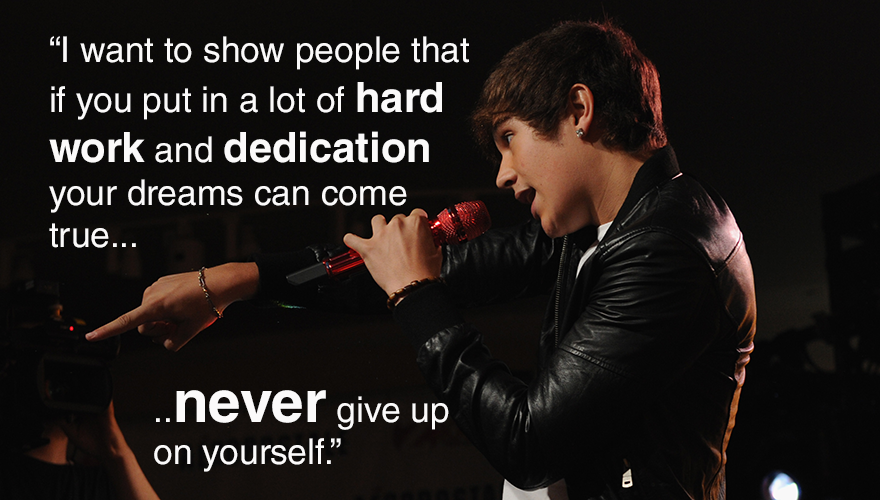 Austin Mahone Quotes. QuotesGram