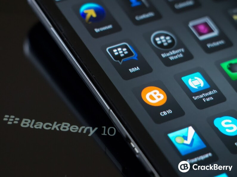BlackBerry 10.2.1