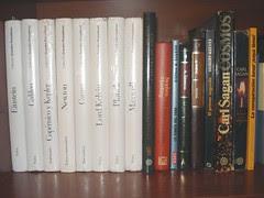 'La conspiración...' entre mis libros favoritos