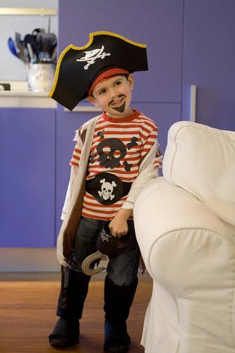 Sono un vero pirata!! Arghhhhhhhhhh
