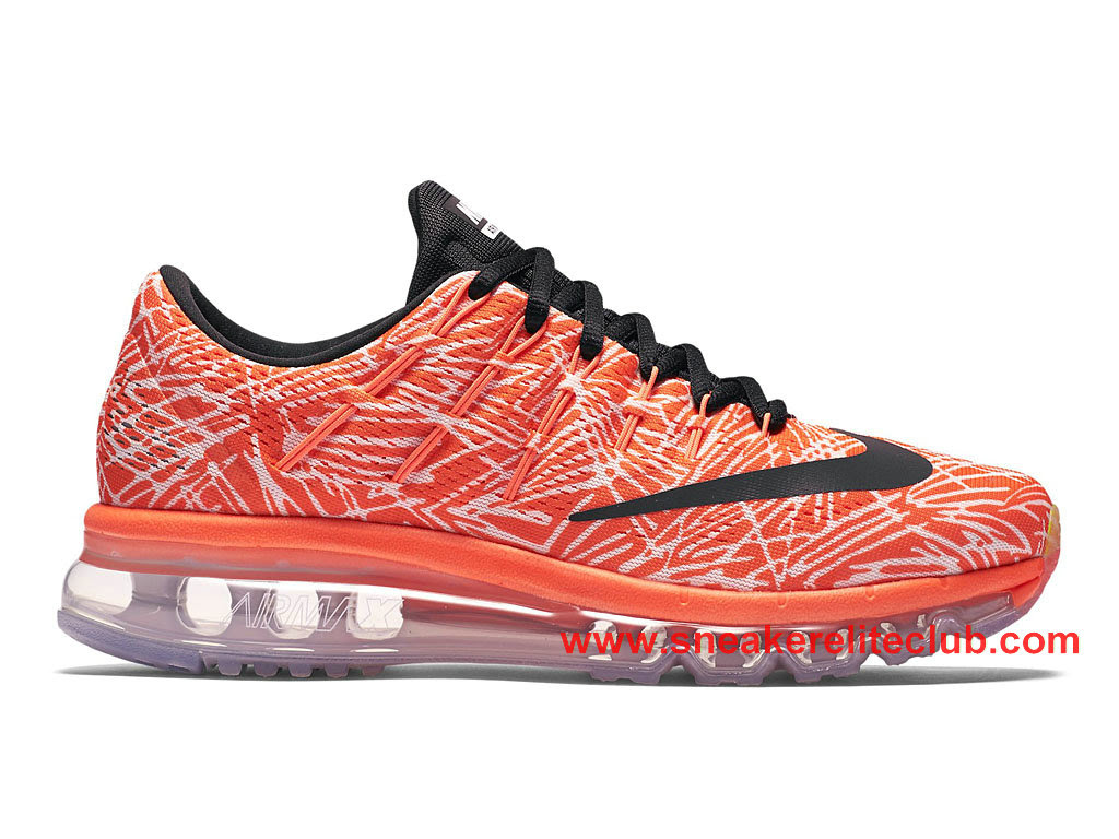 Nike Air Max 2016 Print Gs Womens Cheap Running Shoes