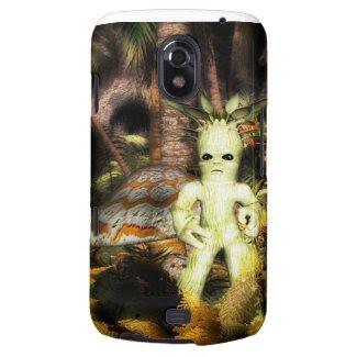 Living Tree & WIzard Friend Galaxy Nexus Cover