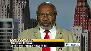 Abayomi Azikiwe, editor of the Pan-African News Wire, was featured on Press TV News Analysis on June 22, 2012. He addressed the current political situation in the North African state of Egypt. by Pan-African News Wire File Photos