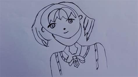 draw anime girl  dress draw anime clothes