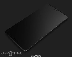 A fan-made render of the OnePlus X. Photo: GizmoChina