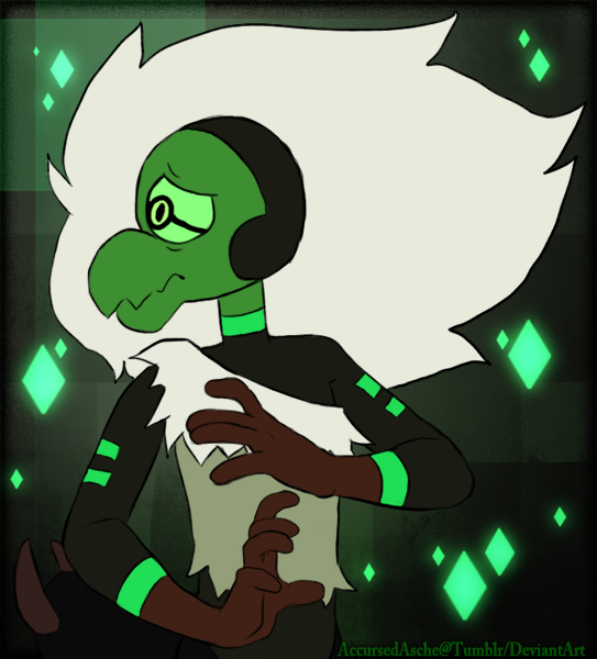 I wanted to doodle Centipeedle. I ended up coloring it.