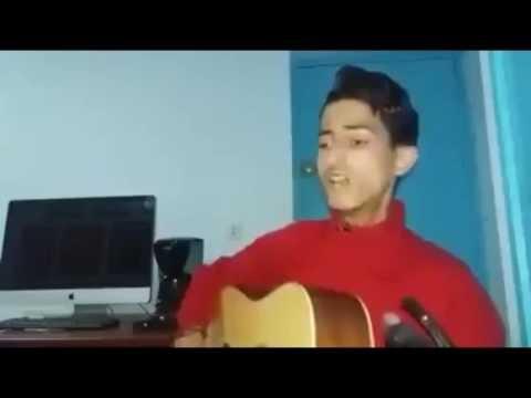 الفنان الياس أحودري يغني عن مسيرة 20 يوليوز